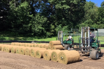 Sod Handler Delivery Equipment